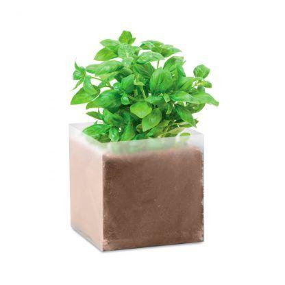 Bolsa con semillas personalizada