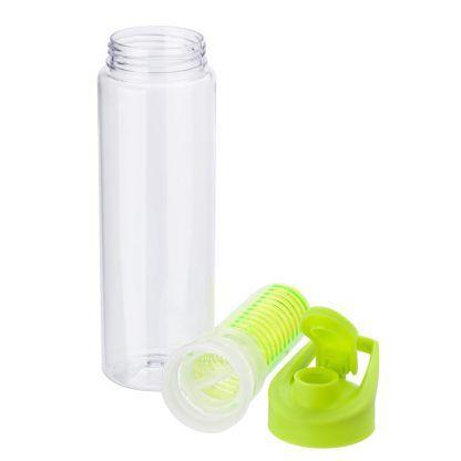 Botella personalizada con infusor