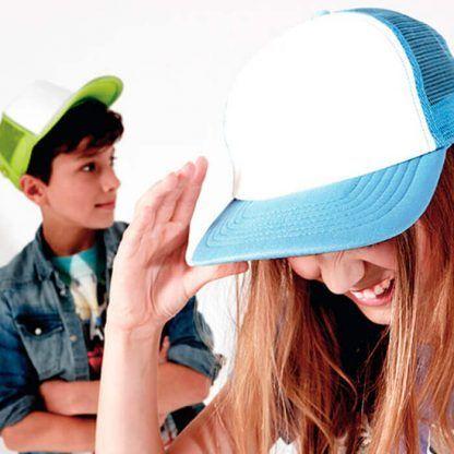 Gorra vintage para niños