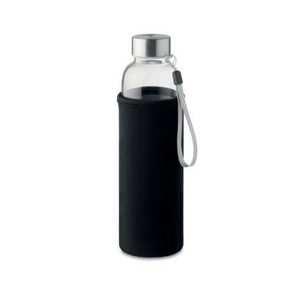 Botella de Vidrio para Merchandising