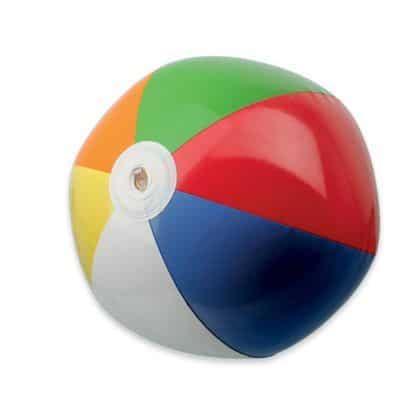 Balón playa multicolor