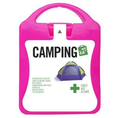 Kit acampada con tu logo