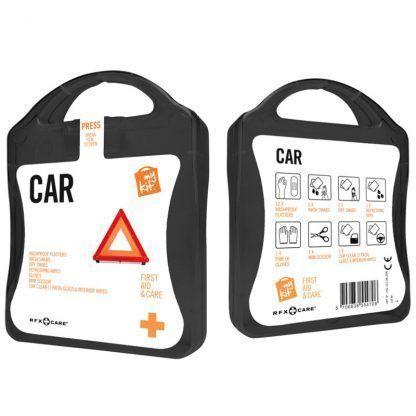Kit emergencias coche personalizado