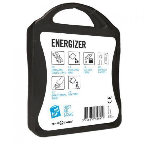 Kit energia para merchandising