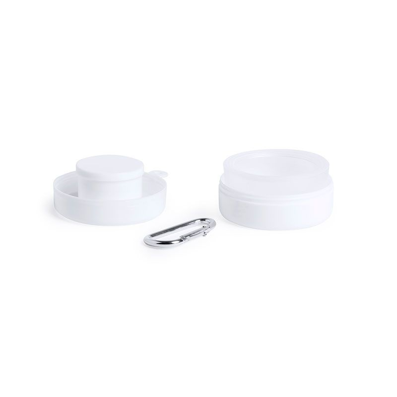 Vaso plegable merchandising