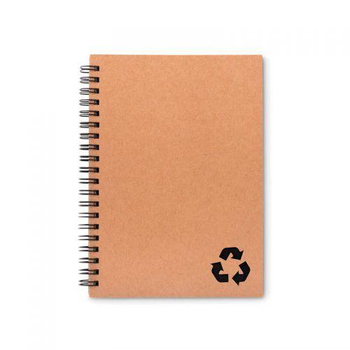 Libreta eco merchandising