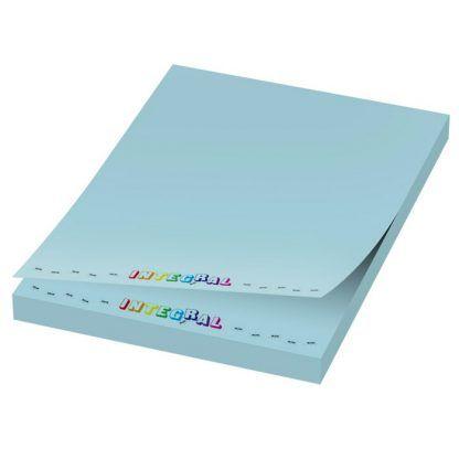 Notas personalizadas adhesivas