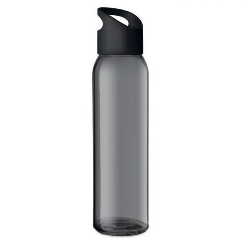 Botella cristal merchandising