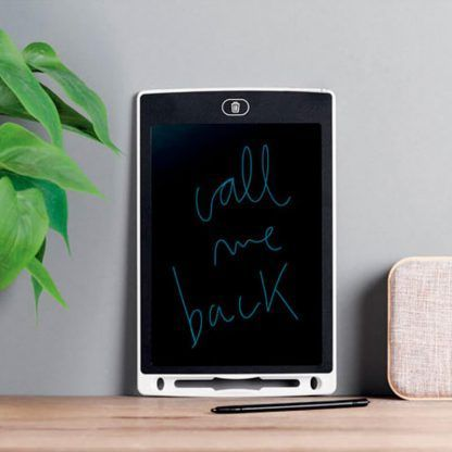 Tablet de escritura con Logo