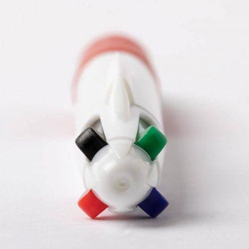 Bolígrafo con tu logo multicolor