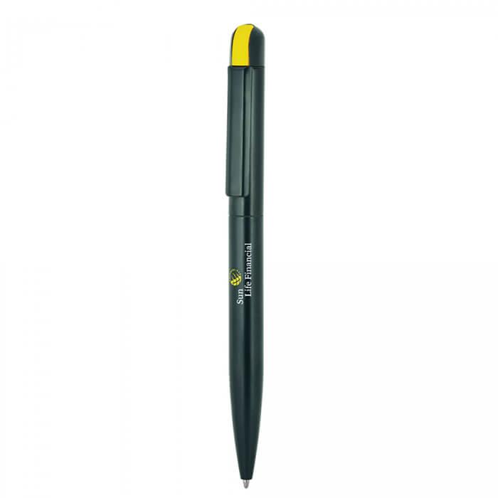 Bolígrafo giratorio personalizable