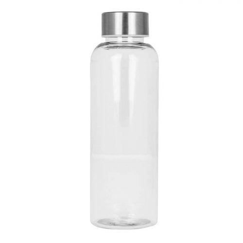 Botella clásica en plástico