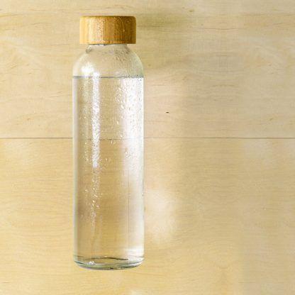 Botella cristal regalo promocional