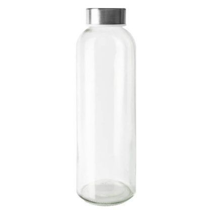 Botella de cristal para merchandising