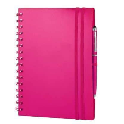 Cuaderno de anillas personalizable