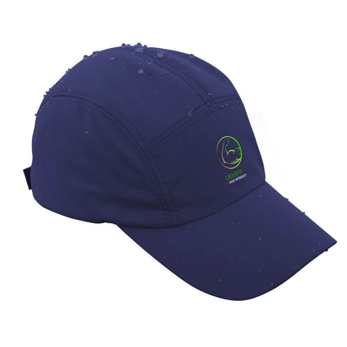 Gorra impermeable personalizable
