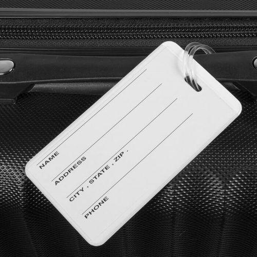 Identificador maleta personalizado