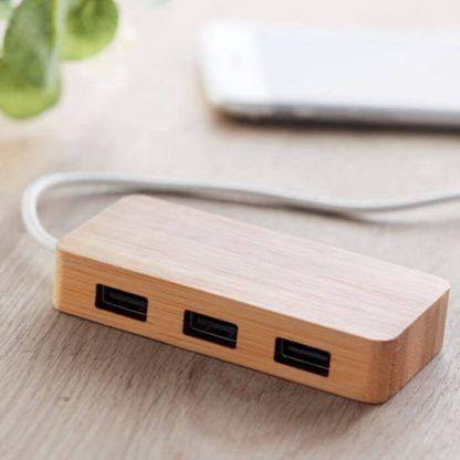 Multiconector ecológico personalizado