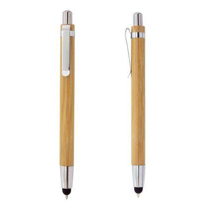 Boli bambú con puntero