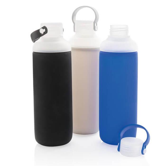 Botella con funda para regalo promocional