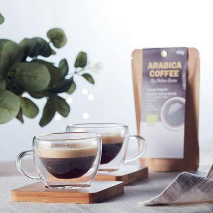 Juego de tazas de café para merchan