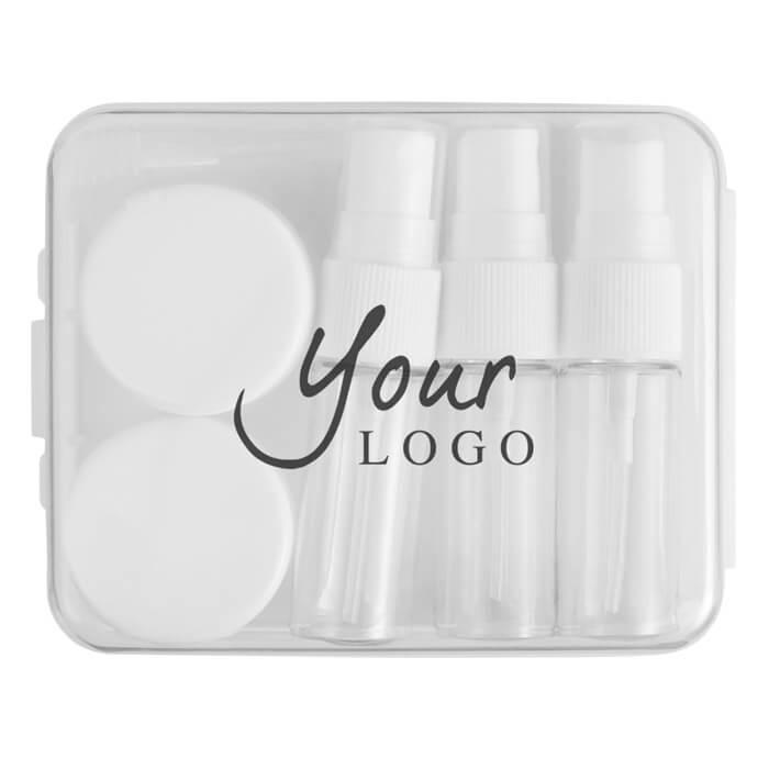 Kit viaje con tu logo