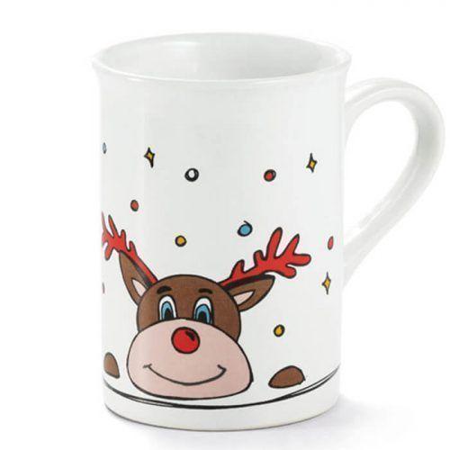 Mug navideño para regalo