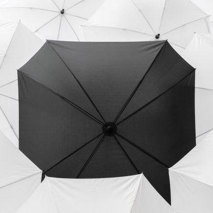 Paraguas cuadrado grande para merchandising