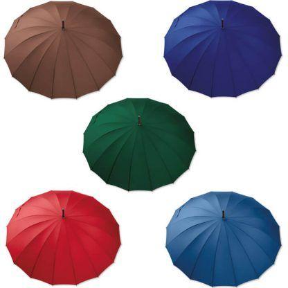 Paraguas manual para merchan