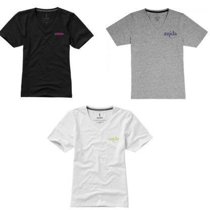Camiseta orgánica ajustada