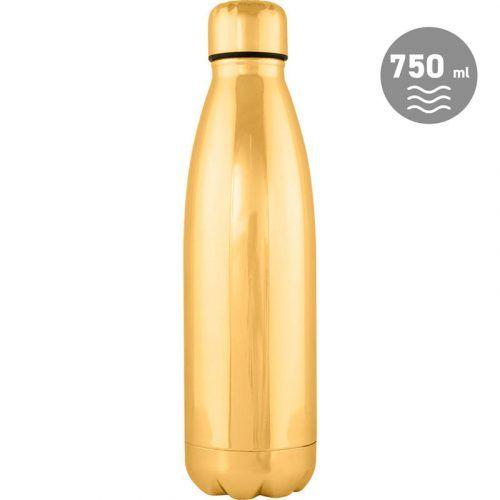 Botella Acero Inoxidable Brillante