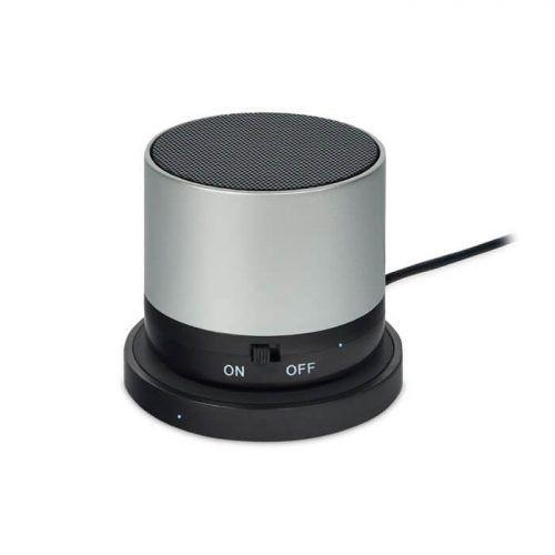 Altavoz Bluetooth con carga inalámbrica