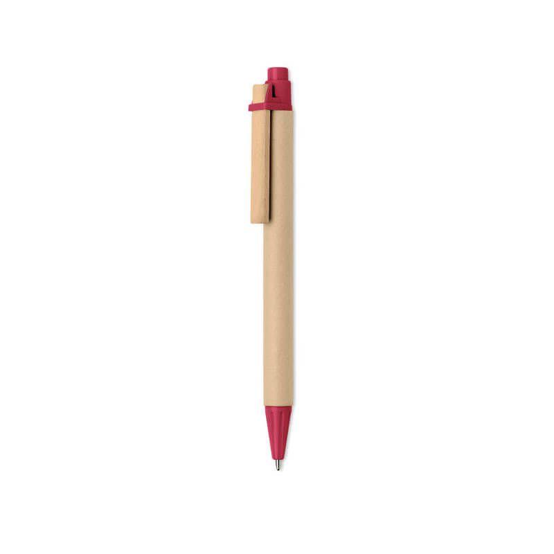 Bolígrafo de cartón