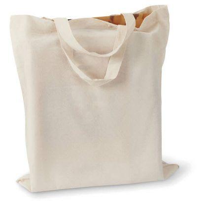 Bolsa de la compra algodón