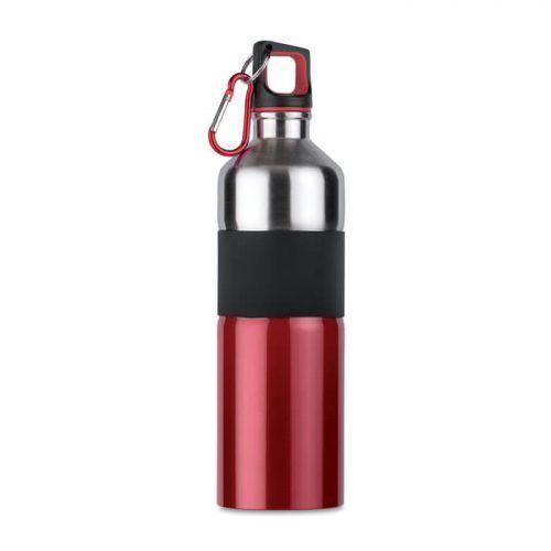 Botella de alumino con logo