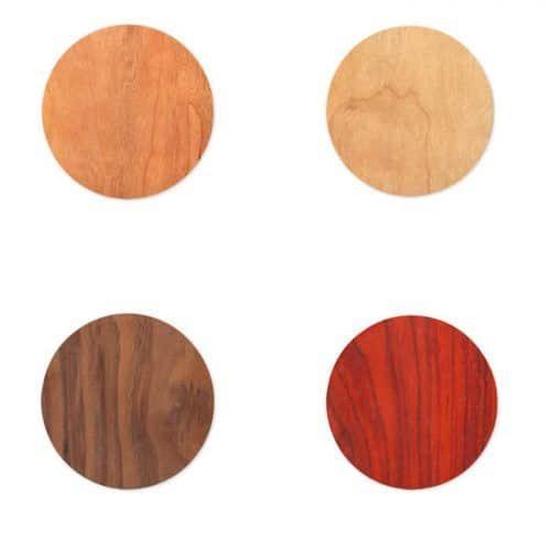 Cargador de madera
