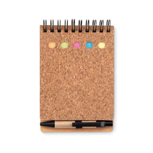 Cuaderno eco personalizable