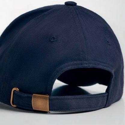 gorra de algodón personalizada
