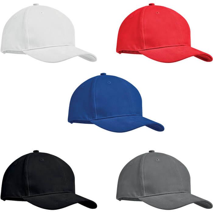 Gorra de algodón económica