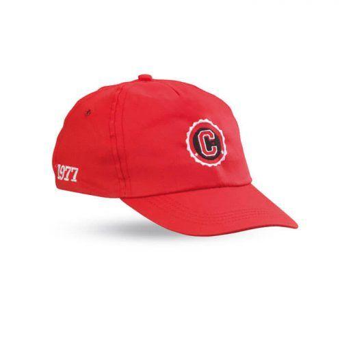 Gorra de béisbol personalizable