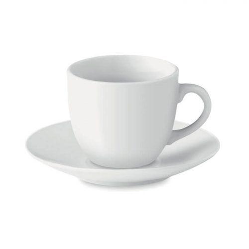 Juego de café con tu logo