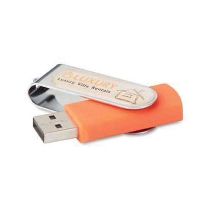 Memoria USB gota de resina