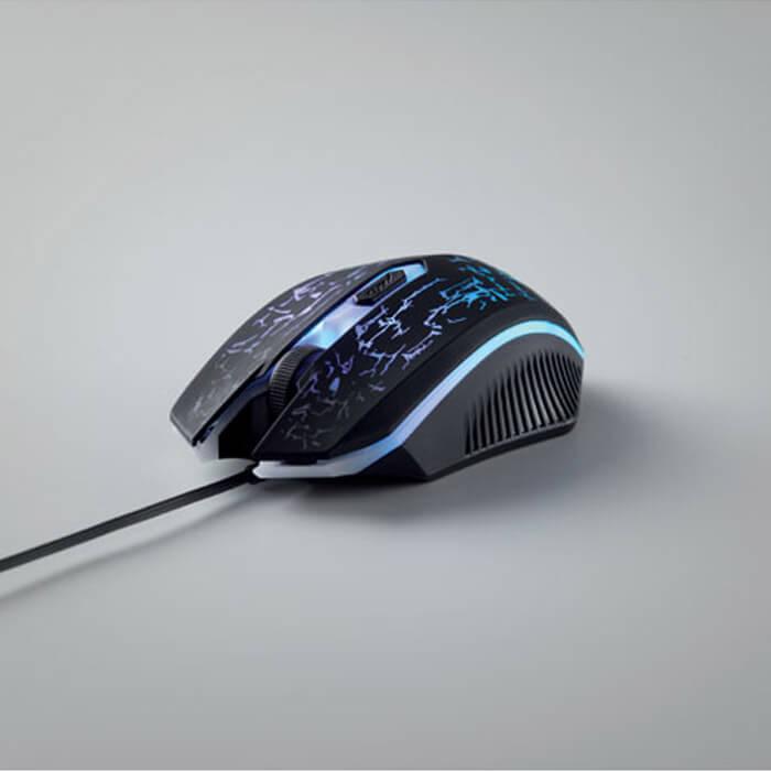Ratón óptico gamming