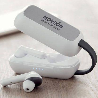 Set de auriculares para merchandising