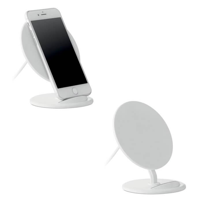 Soporte móvil con carga inalámbrica