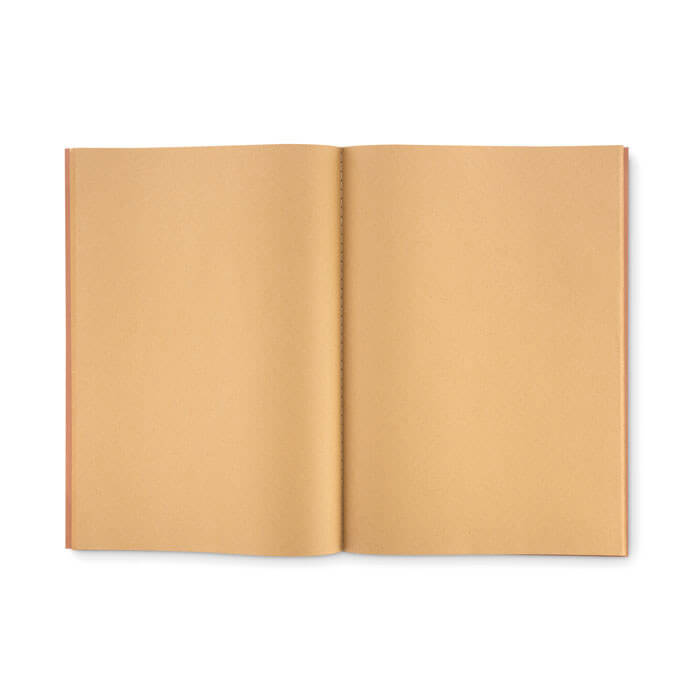Libreta cartón reciclado