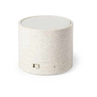 Altavoz Bluetooth en caña de trigo