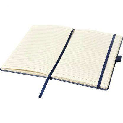 Cuaderno A5 de tapa dura de imitación a piel