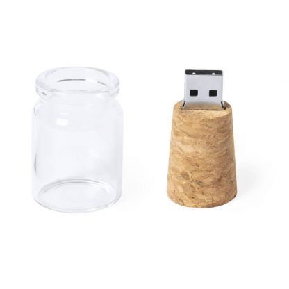 Memoria corcho natural 16 GB