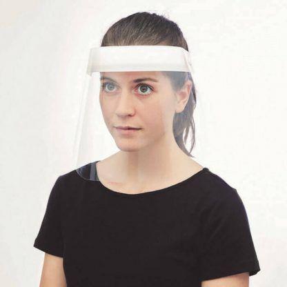 Pantalla Facial Reutilizable